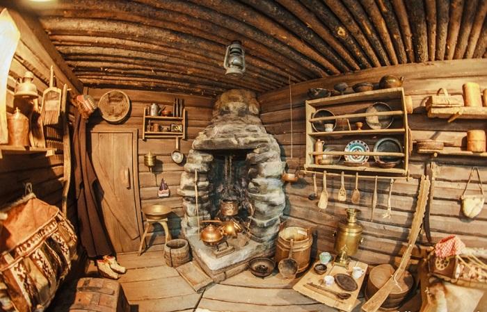 Музей истории, культуры и быта кольских саамов в Ловозеро