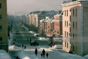 Об истории города Мурманска