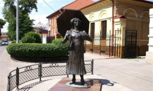 Памятник Фаине Раневской