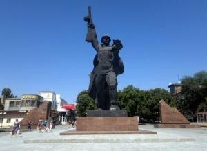 Памятник Солдату-освободителю