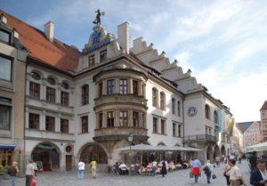 Пивная Hofbräuhaus