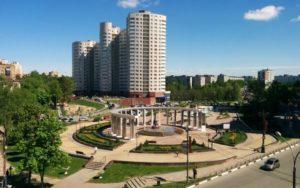 Пушкино (Московская область): достопримечательности