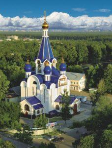Религиозные центры города