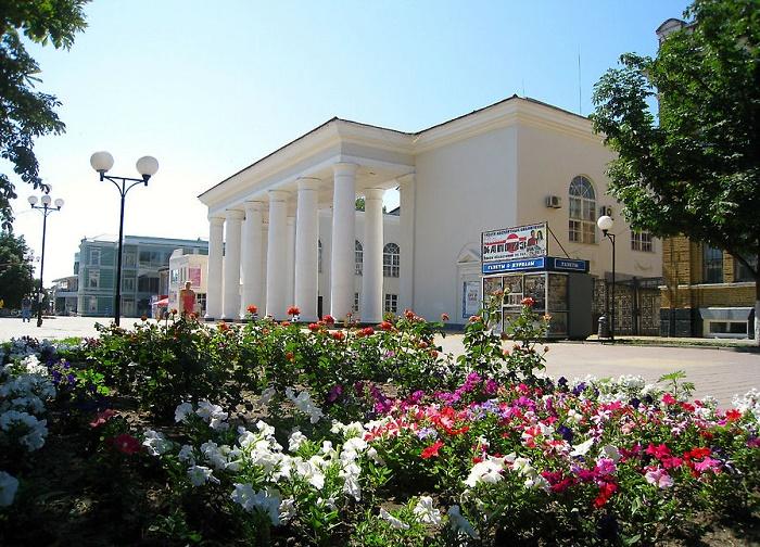 Шахтинский драматический театр