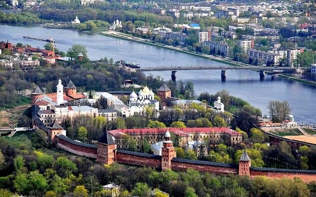 Достопримечательности Великого Новгорода что посмотреть за 1 2 3 дня