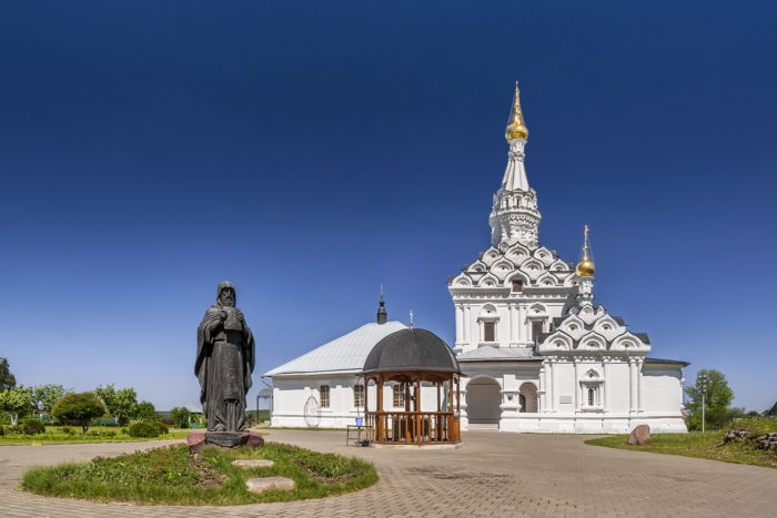 Церковь иконы Божией Матери Смоленской Одигитрии