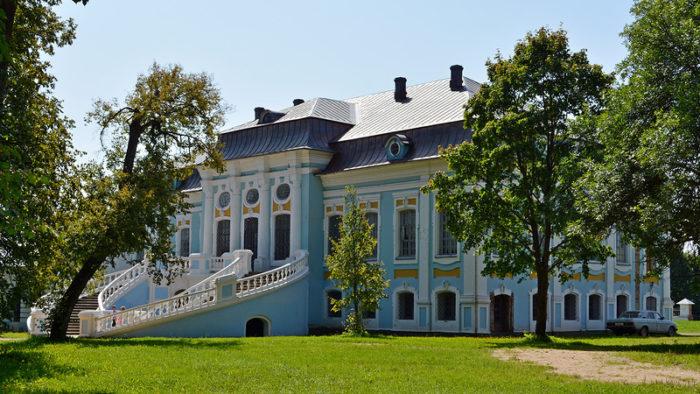 Усадьба Грибоедова в Хмелите