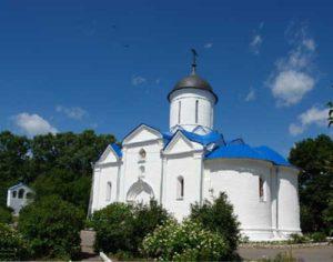Успенский храм