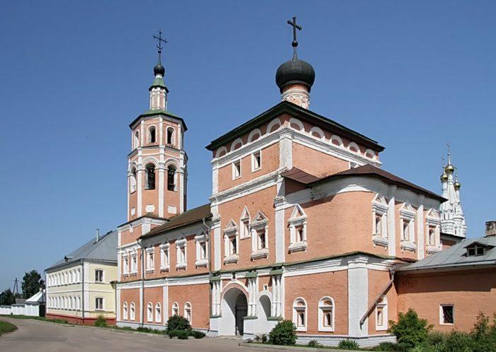 Вяземский Иоанно-Предтеченский монастырь