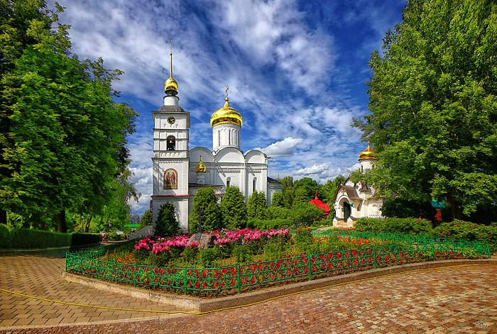 Архитектурный комплекс «Борисоглебский мужской монастырь»