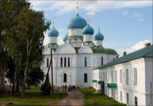 Богоявленский монастырь