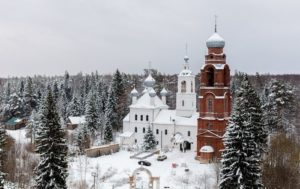 Церковь Архангела Михаила «во бору»