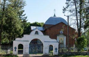 Церковь Петра и Павла в Валдае