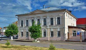 Дом купца Широкова