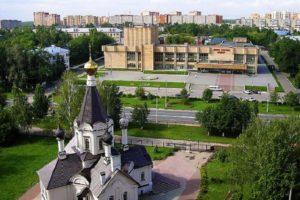Домодедово: достопримечательности города