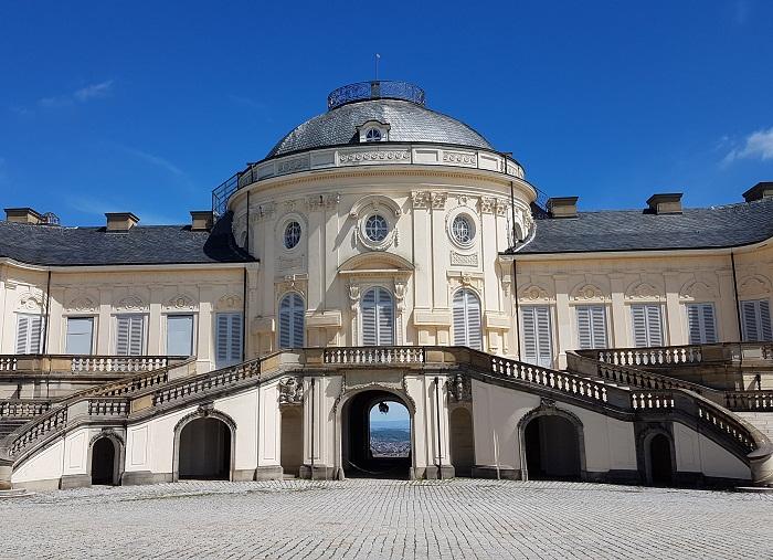 Дворец Розенштайн