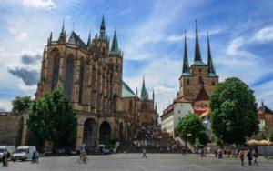 Эрфурт (Германия): достопримечательности