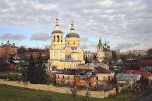 Храм Ильи Пророка (Ильинский собор)