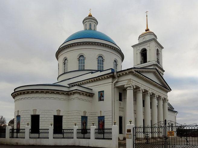 Храм Николая Чудотворца (Церковь Николы Белого)