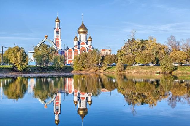 Достопримечательности клина московской области