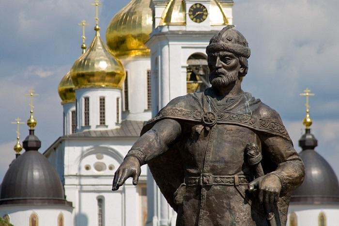 Об истории города Дмитрова