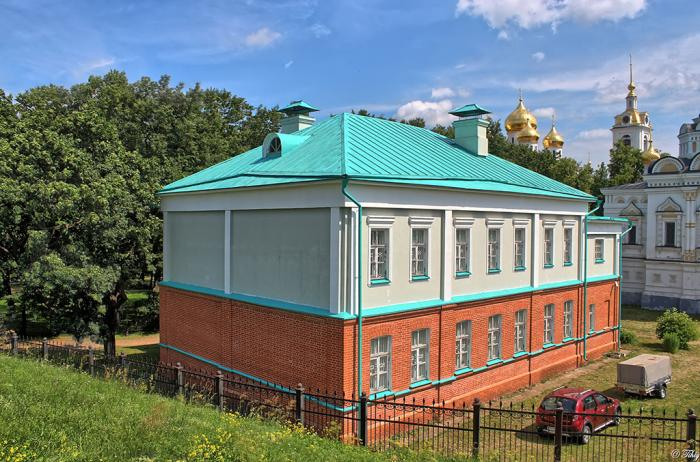 Памятники архитектуры XIX века