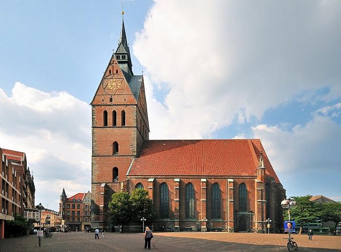 Рыночная церковь