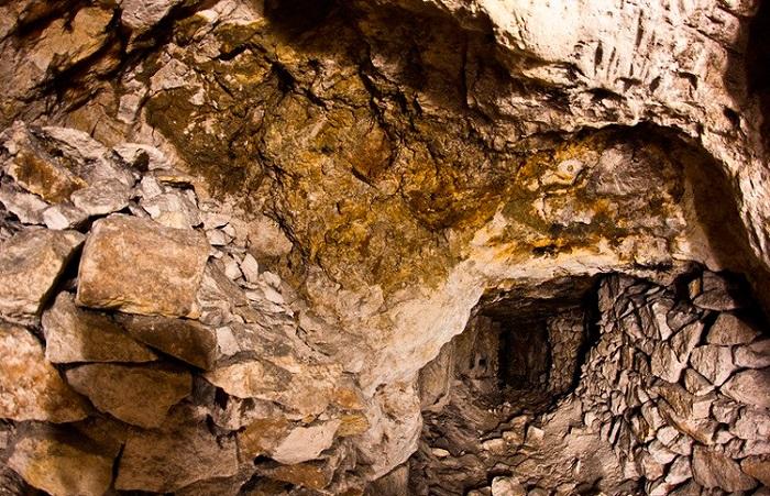 Старые заброшенные каменоломни: Съяновские, «Кисели», Володарские