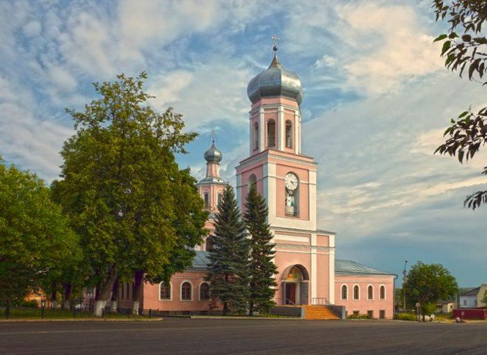 Свято-Троицкий собор Валдая