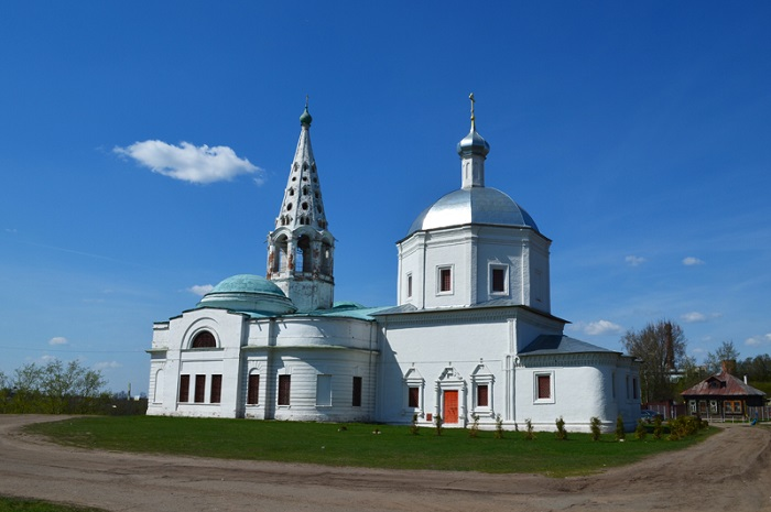 Троицкий собор на Соборной горе
