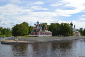 Угличский кремль
