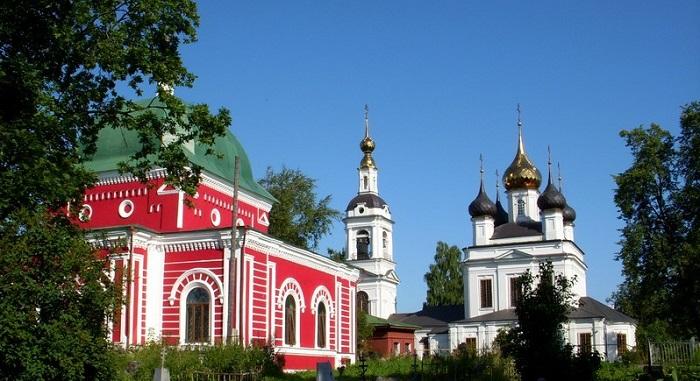 Вознесенский и Георгиевский храмы