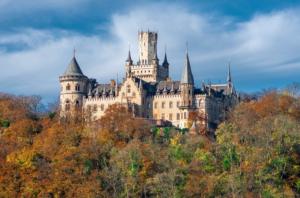 Замок Мариенбург
