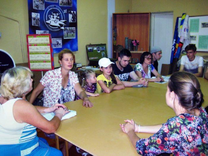Детский клуб Игры Ю. А. Гагарина