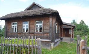 Дом-музей детских лет Ю.А. Гагарина в с. Клушино