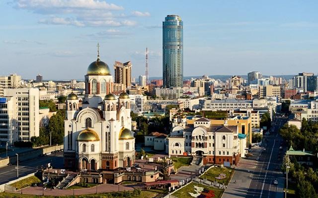 Екатеринбург достопримечательности города куда сходить