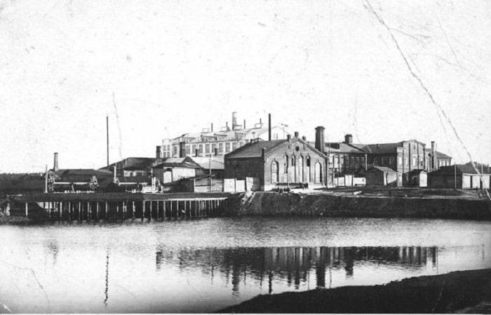 Фаянсовая фабрика