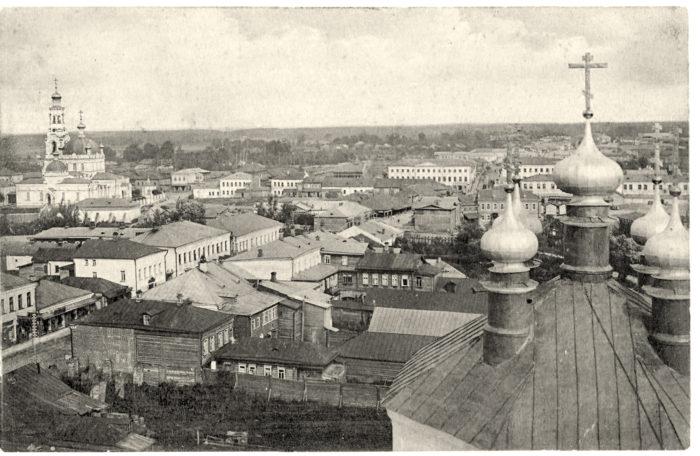 Гжатск в начале ХХ века