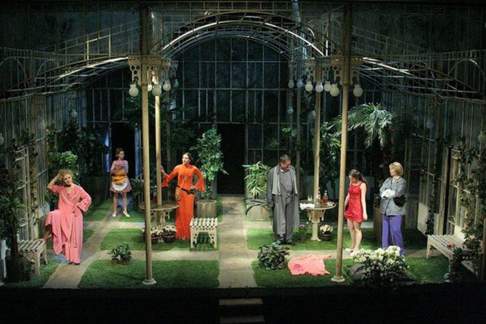 Академический Малый драматический театр –Театр Европы