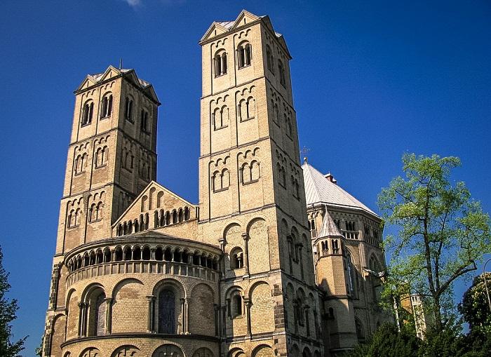 Церковь св. Гереона