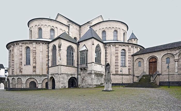 Церковь св. Марии Капитолийской