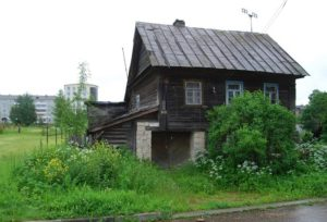 Дом жилой конца 18 века