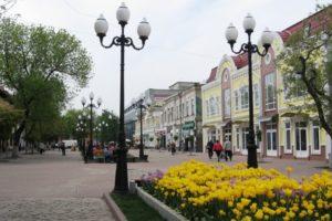 Город Ейск: достопримечательности и развлечения