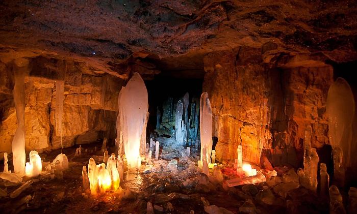 Известняковые Пещеры