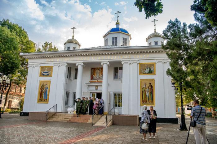 Кафедральный собор Николая Чудотворца.