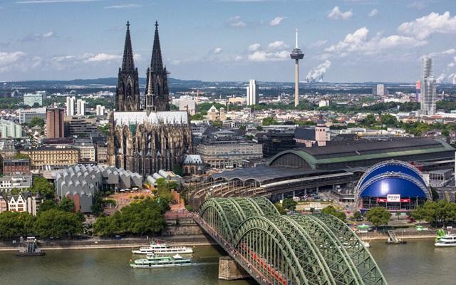 Cologne город в германии