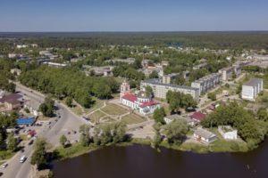 Киров Калужская область достопримечательности