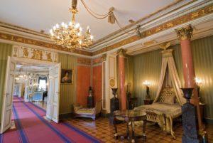 Княжеская резиденция в бывшем аббатстве