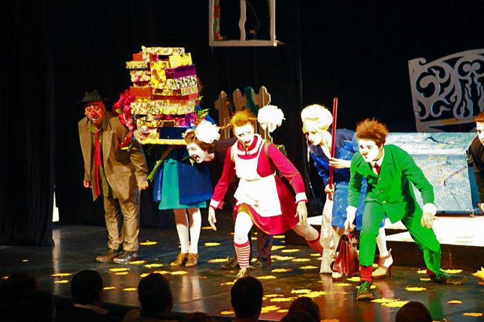 Театр клоунады «Лицедеи»
