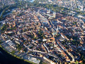 Любек (Германия): достопримечательности